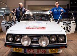 Wolfgang Heinz und Rolf Pellin