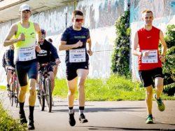 70 km Spendenlauf