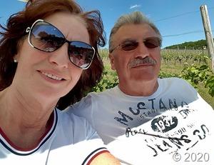 Rita und Dieter Ernst