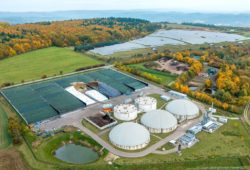 Bio-Erdgasanlage-PV-Anlage