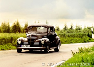 Oldtimertage Linslerhof - Ausfahrt Historic