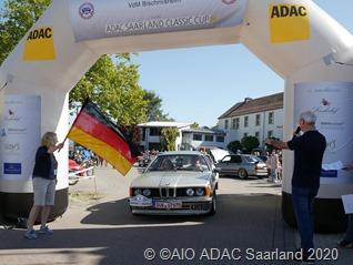 ADAC Oldtimerfahrt Ormesheim 2020