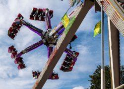 """n Merzig ist das 64. Oktoberfest eröffnet worden, das bekanntlich unter dem vieldeutigen Motto """"Mit Abstand anders"""" steht."""