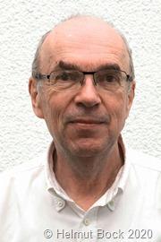 Rainer Petto liest in der Stadtbnibnliothek Merzig