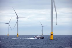 Offshore Windpark Hornsea One