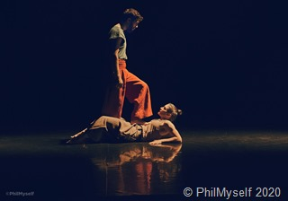 Die Tanzperformance mit Tarek Aitmeddour und Pauline Journé wird verschoben auf Dezember oder Januar.