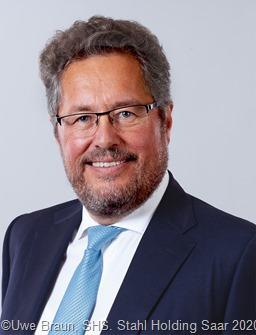 Dr.Karl-Ulrich Köhler tritt am 1.1.2020 die Nachfolge von Tim Hartmann an