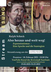 Ralph Schock - StreamLesung