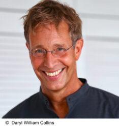 Autorenbild - Tom Diesbrock - Bild von Daryl William Collins - Campus Verlag