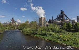 Hochöfen ROGESA©Uwe Braun_SHS - Stahl-Holding-Saar