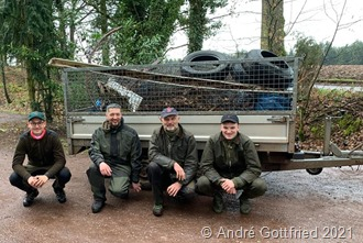 Jagd bedeutet auch gelebter Naturschutz