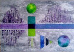Arbeit von Manfred Wey