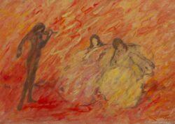 Rudolf Hesse Ausstellung, Ludwig Galerie Saarlouis