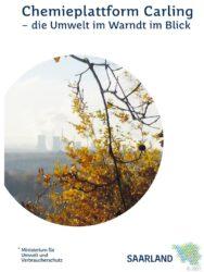 Neue Broschüre Chemieplattform Carling