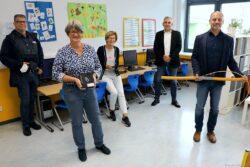Saarlouiser Grundschulen an das Glasfasernetz angeschlossen