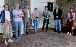 Monika Gessinger, neue Behinderten Beauftragte in Saarlouis