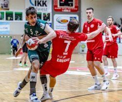 Marcel Becker rettet das Unentschieden