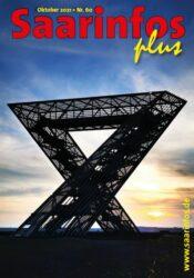 Titelseite Saarinfos Plus - Ausgabe Oktober 2021