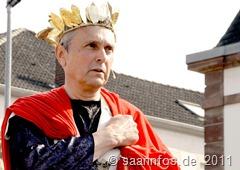 Pontius Pilatus zweifelt an der Schuld    8208