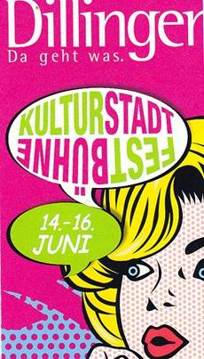 Kultur-Stadtfest Dillingen