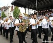 Festumzug 200 Jahre Landkreis Saarlouis