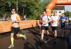 B2Run Firmenlauf in Dillingen 2017 5735