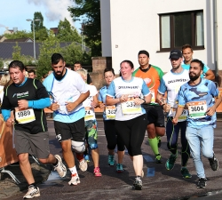 B2Run Firmenlauf in Dillingen 2017 5764