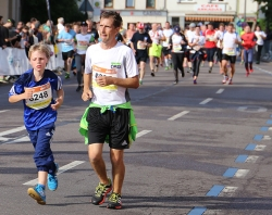 B2Run Firmenlauf in Dillingen 2017 5789