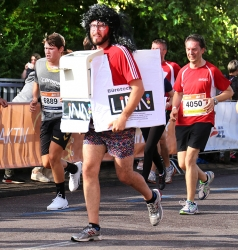 B2Run Firmenlauf in Dillingen 2017 5794