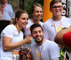 B2Run Firmenlauf in Dillingen 2017 5931