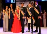 Gruppenfoto der Sieger Miss und Mister Saarland Wahl 2017 1026