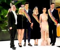 Wahl zur Miss Saarland 2018 / Mister Saarland 2018 in der Europagalerie Saarbrücken, Jury