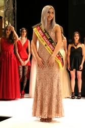 Miss Saarland 2018 - Die Drittplatzierte Jelena Krebel (24) aus Lebach