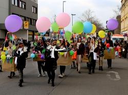 Rathaussturm und Umzug in Dillingen 2019 _3333