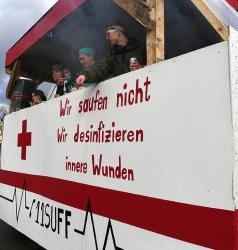 Saarwellinger Umzug am Rosenmontag 2018 _2779