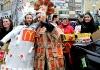 Impressionen vom Fasnachtsumzug in Dillingen am 'Fetten Donnerstag' 2010